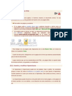 Crear o editar páginas Web