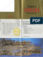 Manual - The Legend of Zelda (NES)