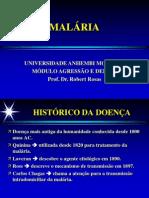 Malária-UAM-2010