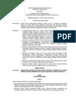Permendagri No 62 Tahun 2008 Tentang Spm