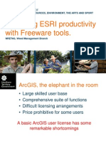 201205 Hickey, Phil Improving ESRI Productivity With Freeware Tools.