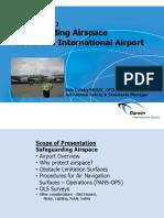 201208 Calaby, Bob Safeguarding Airspace at Darwin International Airport