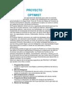 Proyecto Optimist