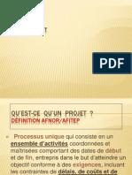 Management de Projets Cours Complet