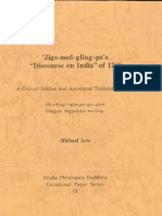 78956176 Jigs Med Gling Pa s Discourse on India of 1789