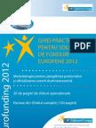 GuideRO Project Europeen 2011
