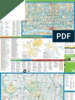Travel Smart Map Melbourne Sept 2008
