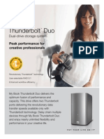 WD_My Book Thunderbolt Duo_Factsheet