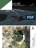 ICA - Projeto arquitetônico