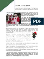Papai Noel e o Saci Perere