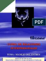 34585277 Manejo Del Estres Ppt