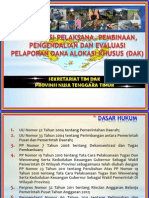 Powerpoint DAK NTT 1