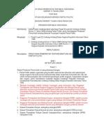 Pp No05 2009 Bantuan Keuangan Parpol Terbaru