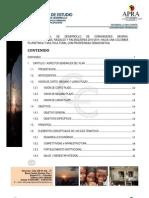 PCN Plan Nacional de Desarollo