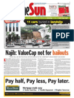 TheSun 2008-12-05 Page01 Najib ValueCap Not for Bailouts