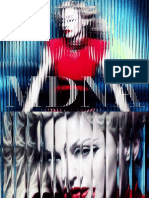 Digital Booklet - MDNA