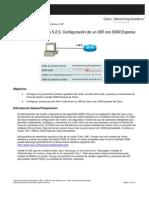 Configuracion de Una Conexion Serial WAN 6.4