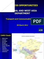 5-3 Transport_ICT-CWRD Final 12Mar2012 by Shakeel Khan