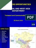 5-3 Transport_ICT-CWRD Final 12Mar2012 by Shakeel Khan