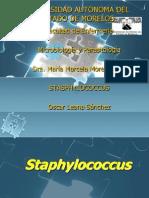 2 Staphylococcus Dra. Marcela. Oscar Leana