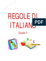 regole italiano