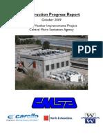 Construction Progress Report