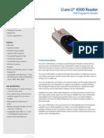 DS-4500 Reader