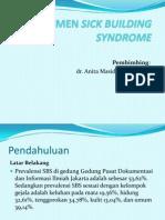 Manajemen Sick Building Syndrome