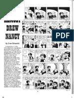 I Almost Drew Nancy