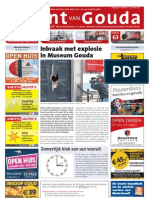 De Krant Van Gouda, 22 Maart 2012