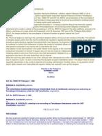 Zaldivar vs. Gonzales (166 SCRA 316)