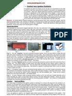 Contact Less JawaMoped Electrics - Ignition