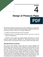 Pressure Pipe Design-Moser Ch 4 Exrpt