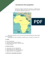 Africa Fizico Geografica