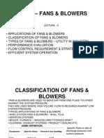 Fans & Blowers - 1