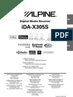 Alpine iDA X305S