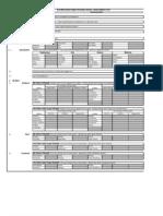 Taxonomy Sheet