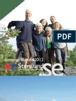 Sommarkurser 2012 Original LU