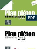 Plan piéton 2011-2020