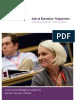 London Business School Brochure