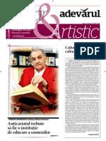 Ioan Ladea un medic , cultura si oamenii poltici
