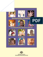 Staying Healthy in Childcare _gov Handbook_4th Edition