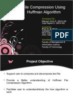 File Compression Using Huffman Algorithm_2003