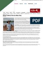 Entrevista  Eliane Caffé -(O Sol do Meio Dia-) - Cineclick