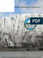 Glacier Guides Manual
