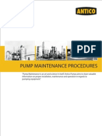 Pump Maintenance Procedures 1