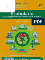 Ecobolario del Comune di Cagliari