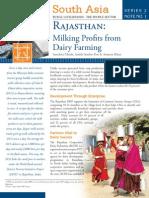 Series2-1 Milking Profits From Dairy Farming-Rajasthan