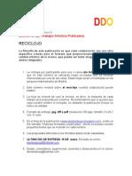 Bases DDO nº8