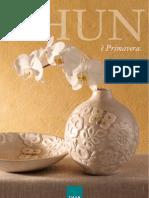 catalogo thun 2012